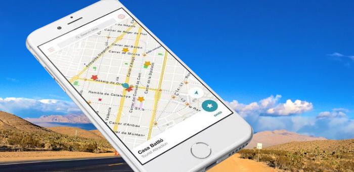 Rejseguide Ulmon app