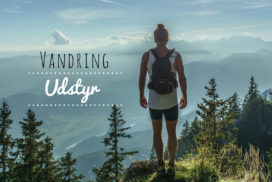 Udstyr til vandring – nationalparker USA