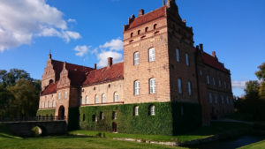 Holckenhavn Slot: Weekendophold