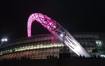 Wembley: Koncert og megashopping