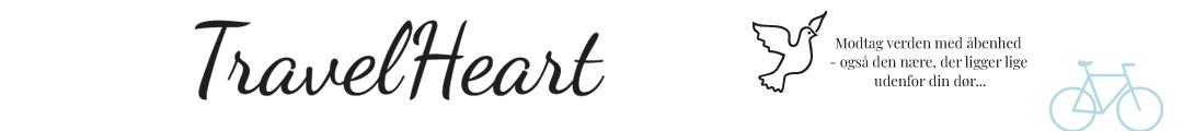 Rejseblog - Travelheart logo